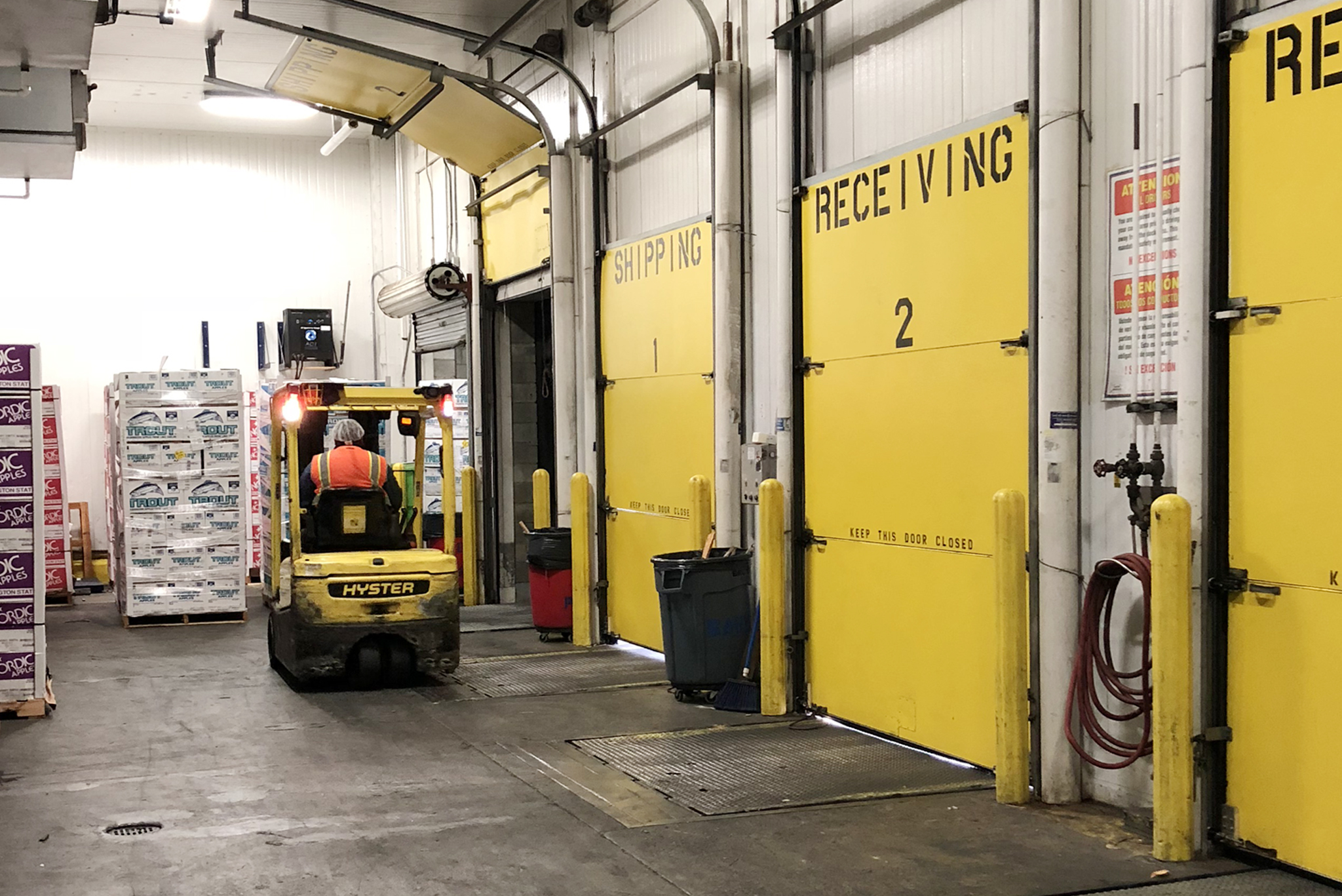 Produce Cross Docking Services