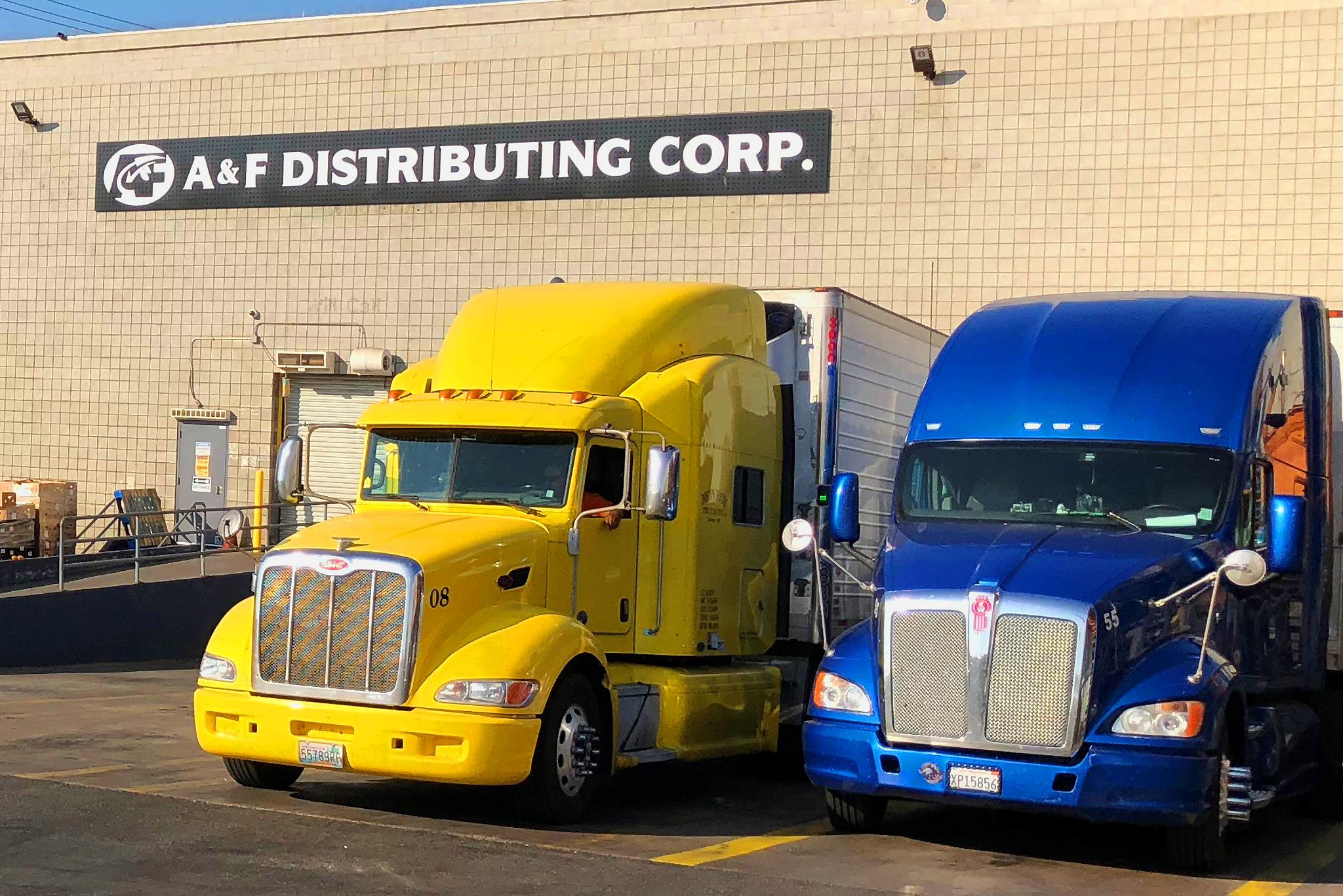 Produce Transportation Services